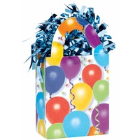 Balloon Tote Weight - Balloons and Stars