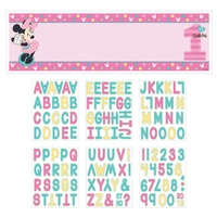 Minnie Fun To Be One Giant Banner Kit