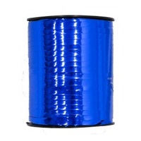 Curling Ribbon Metallic Blue Royal