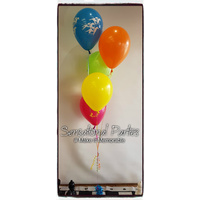 Balloon Arrangement - Bunch of 5