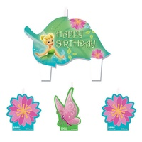 Tinker Bell Candle Set