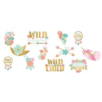 Boho Cutouts Value Pack