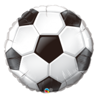 Soccer Ball Supershape Foil Balloon