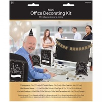 Sparkling Celebration Mini Office Decorating Kit