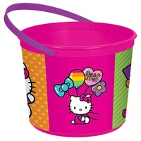 Hello Kitty Rainbow Favour Container