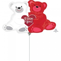 Love Bears 22cm (Air Filled Only)