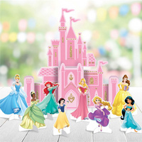 Disney Princess Once Upon a Time Table Decoration Kit