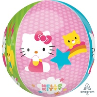 Hello Kitty Orbz Foil Balloon