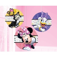 Minnie Happy Helpers Honeycomb Decoration