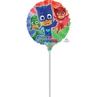 PJ Masks Small Foil Balloon Air Only