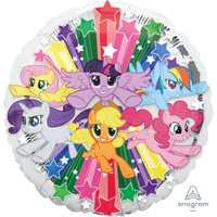 My Little Pony 45cm Foil Balloon