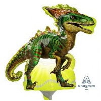 Jurassic World Raptor Foil Mini Air Inflated 22cm (Local Order Only)