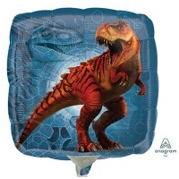 Jurassic World Foil Mini Air Inflated 22cm (Local Order Only)