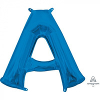 40cm Letter A Blue (Air Fill Only)