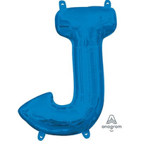 40cm Letter J Blue (Air Fill Only)