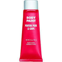Body Paint - Maroon!! Body Paint Maroon