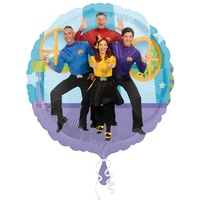 The Wiggles Group 45cm Foil Balloon