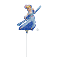 Toy Story 4 Bo Peep Foil Mini Air Inflated 22cm (Local Order Only)