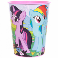 My Little Pony Friendship Favour Cup Plastic 473ml