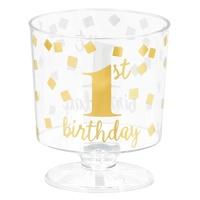 1st Birthday Cups