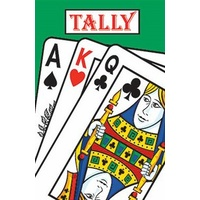 Casino Tally Cards