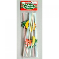 Straws Flexi Fruit