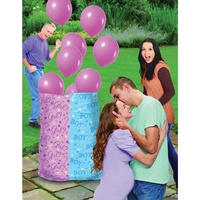 Gender Reveal Girl or Boy Balloon Sack Girl