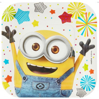Despicable Me 3 Lunch Plates