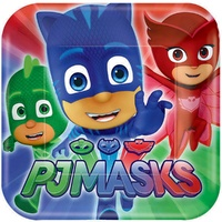 PJ Masks Dinner Plates