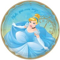 Cinderella Once Upon a Time Dinner Plates