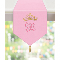 Disney Princess Once Upon a Time Fabric Table Runner