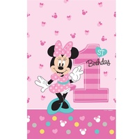 Minnie Fun To Be One Tablecover