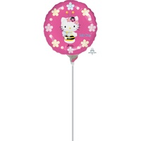 Hello Kitty Bee 23cm Foil Balloon