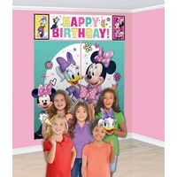 Minnie Mouse Happy Helpers Scene Setter with Props