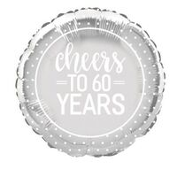 60th - Cheers to 60 Years