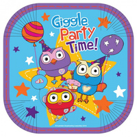 Giggle & Hoot Dinners Plates