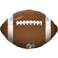 Football 45cm Foil Balloon