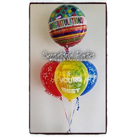 Balloon Bouquet Simple Nested