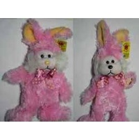 RARE Rabbitat-tat the Bunny Bear set of 2