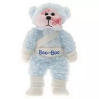 Boo Boo the Hospital Bear