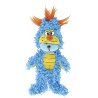 Beanie Kids - Clumsy the Blue Monster Bear