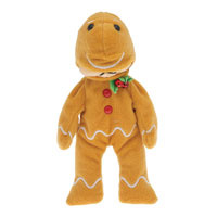 Nutmeg the Gingerbread Bear