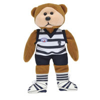 Dave the Geelong Cats Bear