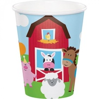 Farmhouse Fun Cups