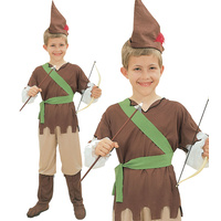 Robin Hood Children's Costume SIZE SMALL