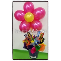 Flower Pot Chocolate Treat