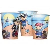 Pirate - Paper Cups