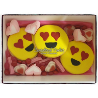Emoji Cookie Hamper Box